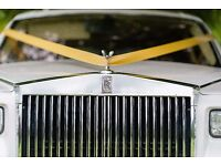 VOGUE EVENTS WEDDING CAR HIRE / BENTLEY / ROLLS ROYCE PHANTOM / MERCEDES / BMW / GTR/ LIMOUSINE