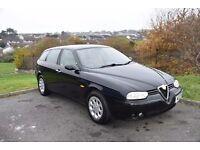Alfa Romeo 156jtd 1.9 Diesel