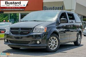 2013 Dodge Grand Caravan R/T | LEATHER | MATURE OWNER | DVD | BL