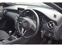 MERCEDES-BENZ A CLASS A180 1.5 CDI BLUEEFFICIENCY SE 5 Door Hatchback (black) 2013
