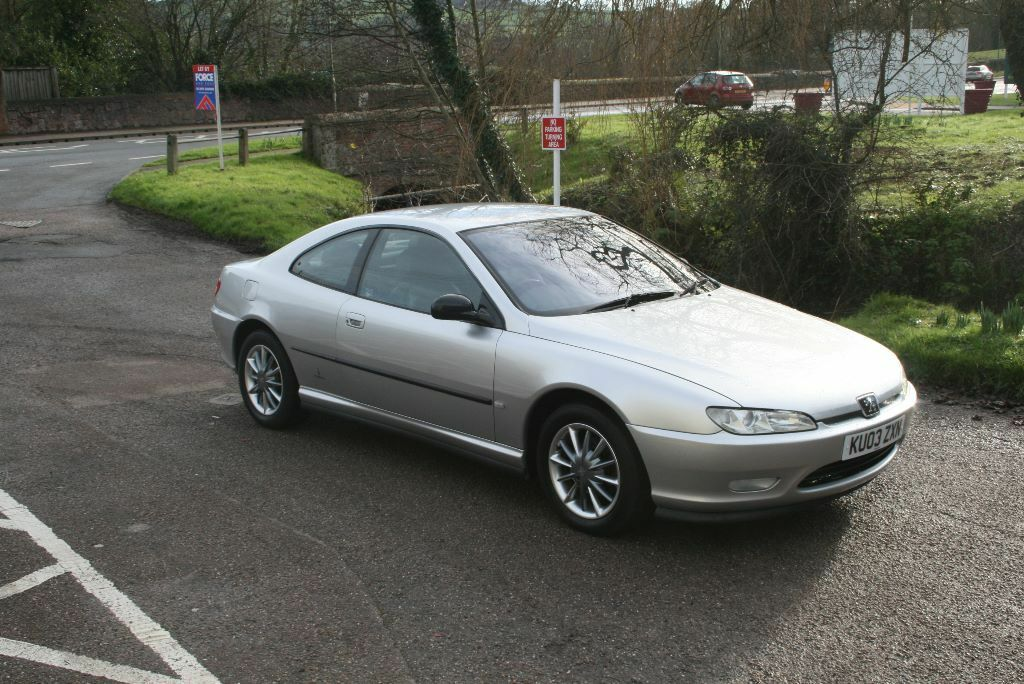 Peugeot 406 2 2 hdi 39 silver edition 39 coupe outstanding condition new mot full service - Peugeot 406 coupe 2 2 hdi ...
