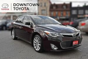 2015 Toyota Avalon LIMITED,2 SETS OF TIRES, EXT WARRANTY TILL 20
