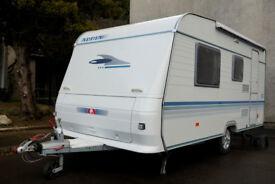 2008 Adria Altea 432 PX caravan 2 / 4 berth like KNAUS HYMER HOBBY