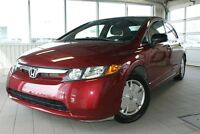 2008 Honda Civic DX-G ** AUTOMATIQUE ** AILERON ** A/C **