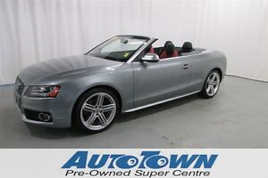 2010 Audi S5 3.0 Premium - NAV/LTHR/FUN, FAST AND FULLY LOADED!