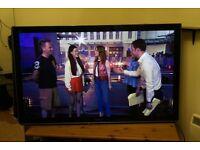 """Panasonic 55"""" TX-P55VT30B Full HD 1080p & WiFi 3D TV, Smart, Freesat HD £295"""