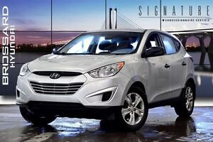 2013 Hyundai Tucson GL BLUETOOTH AUTOMATIQUE