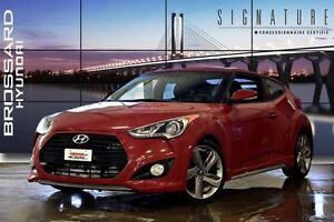 2013 Hyundai Veloster Turbo MAGS TOIT OUVRANT CUIR