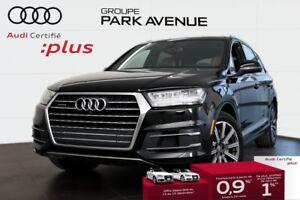 2018 Audi Q7 3.0 TFSI TECHNIK ! NOUVEL ARRIVAGE !