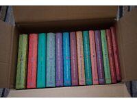 A Series Of Unfortunate Events - full set of 13 hardback books