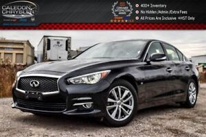 2014 Infiniti Q50 Premium|AWD|Navi|Sunroof|Backup Cam|Bluetooth|