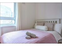 Skype us now to reserve this large double room in Borough!