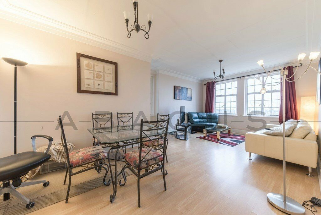 lovely 1 bed flat on finchley rd consists of a bright reception great views of london must see!!