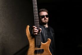 London Session Bassist / Bass Player available - Recording / Sessions / Gigs / Auditions / Castings