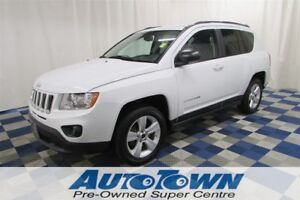 2012 Jeep Compass Sport/North/ACCIDENT FREE/BLUETOOTH