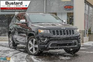 2016 Jeep Grand Cherokee LIMITED | LEATHER |  SUNROOF | V6 | UCO