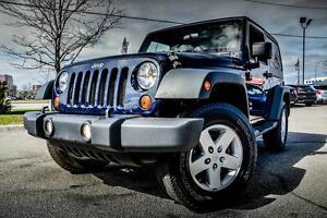 Jeep Wrangler 4WD 2dr Sport