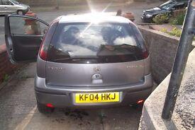 Vauxhall Corsa 1.2 2004