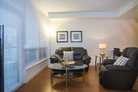UNISON FIVE STAR FURNISHED EXECUTIVE CONDO AT WATERFRONT-FLATS