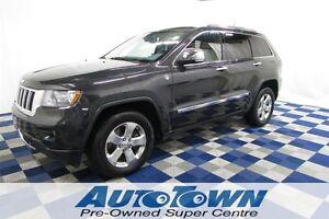 2011 Jeep Grand Cherokee Limited/HEMI/NAV/LTHR/ROOF/LOADED