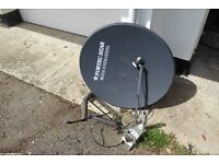 Home Satellite System For Sale.