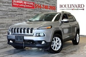 2015 Jeep Cherokee NORTH AWD+V6+HITCH+CAMÉRA!