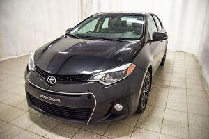 2014 Toyota Corolla S, CVT, Groupe Ameliore, Roues en Alliage, C