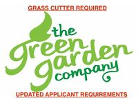 Grass Cutting Operative job vacancy in rapidly expanding Edinburgh company (40 Hours/ week)