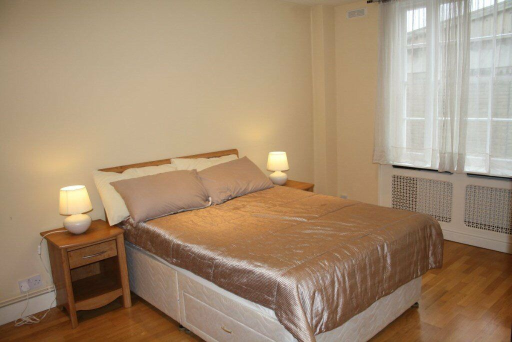 SPACIOUS ONE BEDROOM FLAT **** PORTERED BLOCK WITH LIFT **** CALL NOW FOR VIEWNG !!!