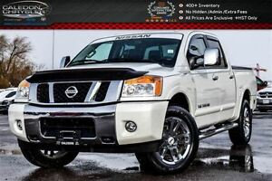 2014 Nissan Titan SL|4x4|Navi|Sunroof|Backup Cam|Bluetooth|Leath