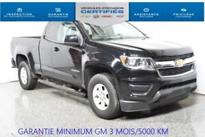 2017 Chevrolet COLORADO 2WD EXTENDED CAB WT