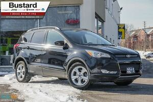 2015 Ford Escape SE | LEATHER | BACK UP CAMERA | HEATED SEATS |
