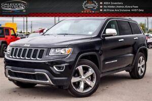 2016 Jeep Grand Cherokee Limited|4x4|Navi|Sunroof|Backup Cam|Blu