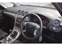 FORD S-MAX 2.0 TDCI ZETEC 7 Seater MPV (blue) 2011
