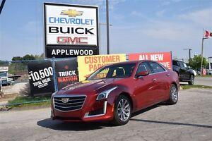 2016 Cadillac CTS AWD, NAV, DRIVERS AWARENESS PKG, WI-FI
