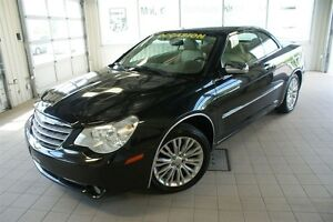 2008 Chrysler Sebring LIMITED + DÉCAPOTABLE