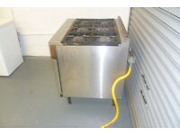 falcon dominater, commercial oven in good working order.