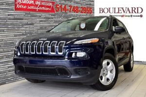 2014 Jeep CHEROKEE 4X4 SPORT CAMERA BLUETOOTH