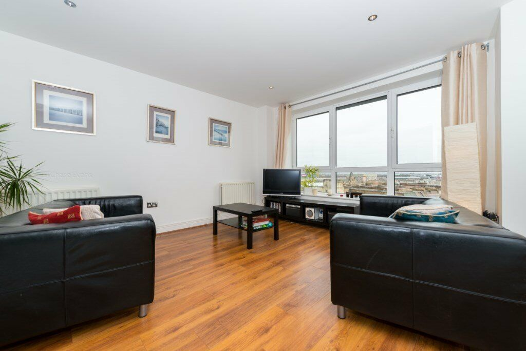 2 BED 2 BATH FURNISHED APARTMENT WITH RIVER VIEWS, WITH ALLOCATED PARKING, 24 HOUR CONCIERGE, E16