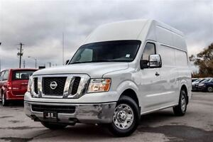 2014 Nissan NV 3500 3500 High Roof|Bluetooth|Pwr Windows|Pwr Loc