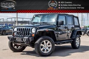 2012 Jeep WRANGLER UNLIMITED Sport|Leather|Heated Seats|Uconnect
