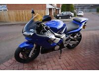 Yamaha R6 2003 - Excellent Condition