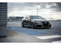 Audi RS3 HIGH SPEC 430bhp Nardo Grey
