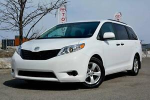Toyota Sienna 7 places 2014