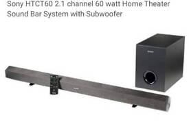 Sony sound bar ct60