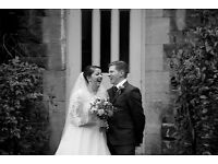 Wedding Photographer based in Derby, covering East Midlands. Natural style - 8 hours just £400!