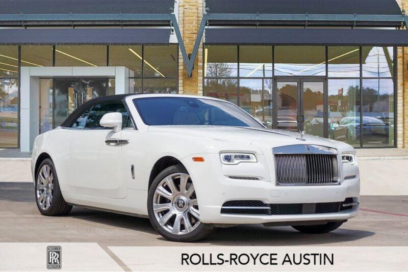 Image 1 Coche Americano usado Rolls-Royce Dawn 2016