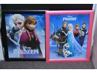 2x Frozen Pictures