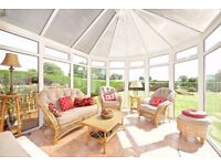 6 piece Conservatory Suite in excellent condition
