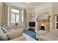 Two bedroom half house on Silvester Road, East Dulwich SE22